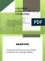 Chapter 7 Audit & Assurance