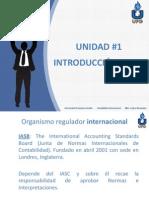Unidad 1 - Contabilidad Internacional 2014