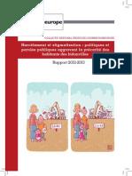 Rapport 2012 2013 Cndh Romeurope