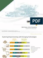 CW State Enterprise 2014