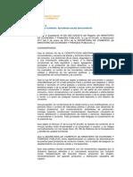 La resolución de la Secretaría de Comercio Interior