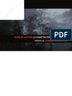 Plan Cambio Climatic o