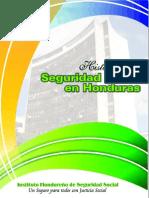 Historia de La Seguridad Social en Honduras