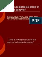 Neurobiological Basis of Human Behavior