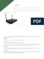 Como Colocar Senha Na Sua Internet Wireless