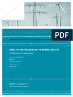 Creative Destruction in the Energy Sector