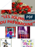 Les Journees Du Patrimoine 2012
