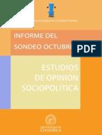 CIEP Encuesta octubre 2013