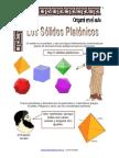 Construcción de los Solidos Platonicos