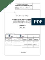 _____PT.01.PE.10 Transformador de Corriente Inmersa en Aceite