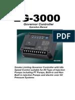EG3000 Manual