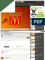 Www Slideshare Net Dkirupalli Mcdonalds Presentation