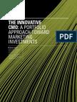 The Innovative CMO