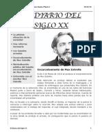 """""""El Diario del Siglo XX"""""""