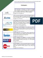 AFTHAP (Asociación de Fabricantes de Tuberías de Hormigón Armado y Pretensado) es una asociación que aúna a los principales fabricantes españoles de tuberías de hormigón para el transporte de agua a presión (xxx)