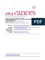 APT - 2013 - Autism Spectrum Disorder in Adults Clinical Features and the Role of Psychiatrist