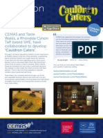 5509 Cauldron Caters Insert LR