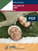 Cholesterol SpanishGuide