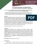 TESTE DE CONDUTIVIDADE ELÉTRICA EM SEMENTES DE AMARELÃO (APULEIA MORALIS SPRUCE EX BENTH.- FABACEAE)