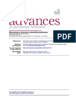 APT - 2014 - Becoming a Recovery-Oriented Practitioner