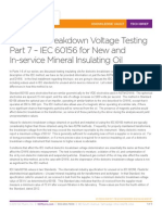 Dielectric Testing Pt7