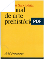 AP - Manual de Arte Prehistórico, Sanchidrián