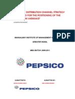studyofdistributionchannelstrategyofpepsicoforthepositioningoftheproductinvaranasi-131205121751-phpapp02