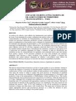 ADOÇÃO DE PRÁTICAS DE COLHEITA E PÓS-COLHEITA DE CACAU POR AGRICULTORES DO TERRITÓRIO TRANSAMAZÔNICA – PARÁ