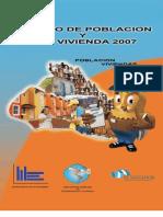 Censo de Población V de Vivienda 2007
