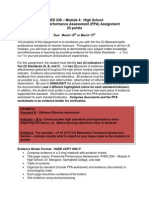 ppa assignment  worksheet