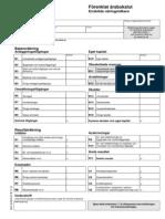 215003 Blankett förenklat årsbokslut tax 2012
