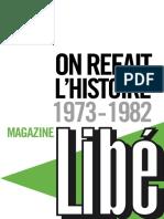 Libé - On refait l'histoire 1973-1982.epub