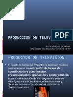 Produccion de Tv 2003