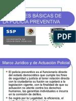 Funciones Basicas de La Policia Prventiva