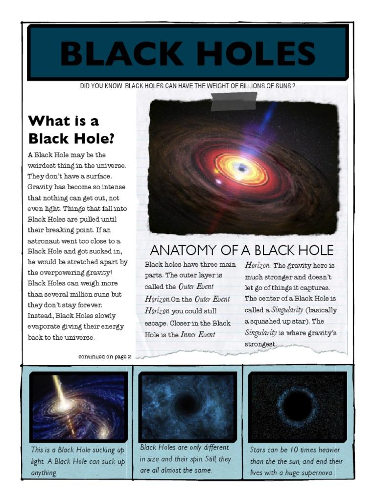 black holes | Black Hole | Stars
