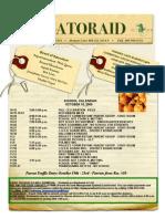 Gatoraid 101509