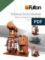 fulton Oil Heater