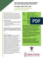 Goal Setting and Documentation 4-24-14 Flier