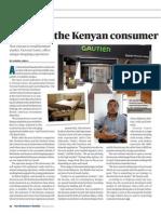 Courting Kenyan Consumer