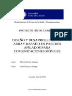PFC Alberto Limon