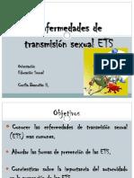 Enfermedades de transmisión sexual ETS