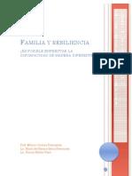 Familia y resiliencia