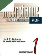 Interchange 1 3rd Ed._sb