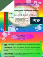 Compañías de Comercio en el Ecuador
