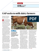 UAP Seeks to Milk Dairy Farmers