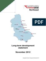 Northern Powergrid (Northeast) LTDS Summary Nov 2012