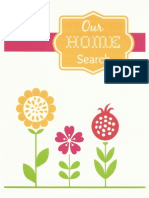 Our Home Search Binder