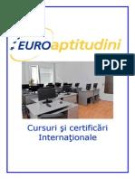 Catalog Euroaptitudini Nov 2013
