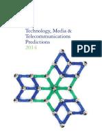 Deloitte Technology, Media & Telecommunications  Predictions 2014