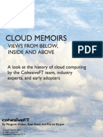CohesiveFT Cloud Memoirs - Views From Below, Inside, And Above
